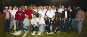 Central High Ring Presentations/1989 State Champs honored