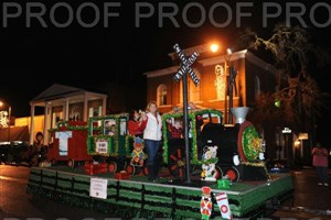 Chesterfield County Christmas Parade