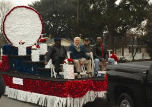 2014 McBee Christmas Parade